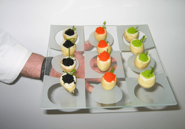 Full service wedding catering desserts