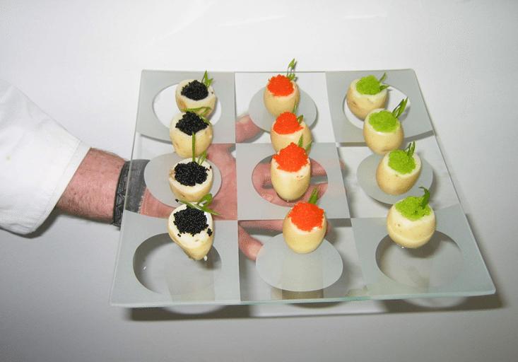 Full service wedding catering desserts