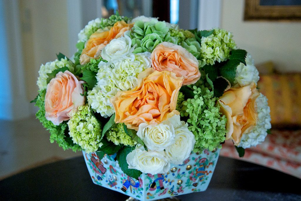 Event floral design Atlanta