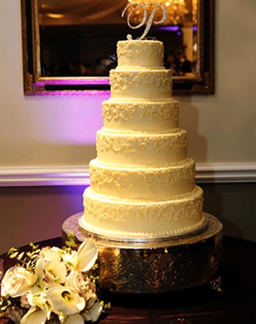 wedding cake services