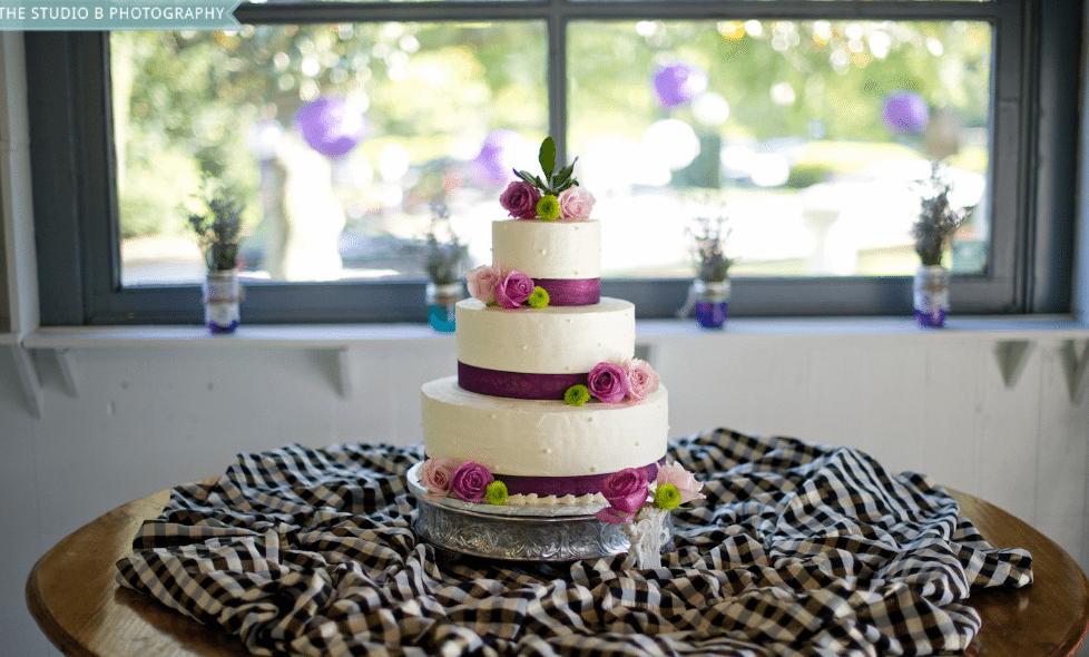 wedding cake catering