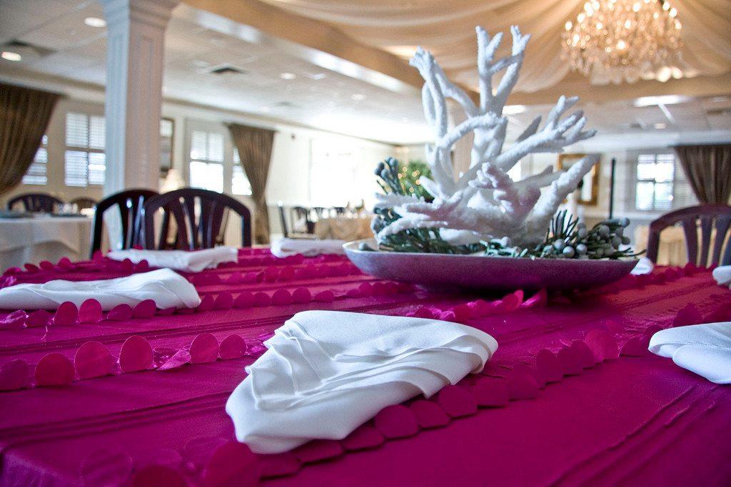 wedding table decor atlanta