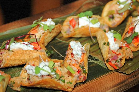wedding appetizer catering