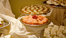 Wedding Catering Desserts